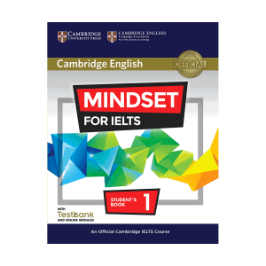 کتاب mindset جلد 1 آیلتس