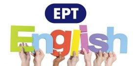 بودجه بندی سوالات آزمون EPT ۱- واژگان شامل ۲۵ سؤال تستی ۲- دستور زبان شامل ۴۰ سؤال تستی ۳- درک مطلب در دو بخش شامل : الف) خواندن و درک متون ۲۰ سؤال تستی ب) درک مطلب متن با کلمات حذف شده (cloze) شامل ۱۵ سؤال تستی  منابع آزمون EPT ۱- Longman Preparation for […]