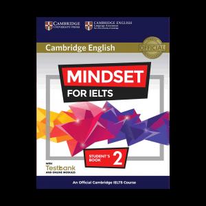 کتاب mindset جلد 2 آیلتس
